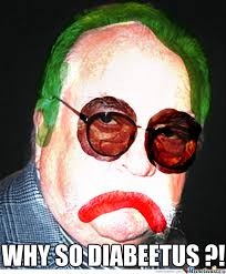 Diabetus Meme - why so diabeetus by ahad sikhaki meme center