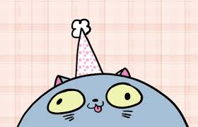 how to your birthday cake there s a cat your birthday cake