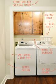 how to install base cabinets in laundry room our laundry room redo is officially on house