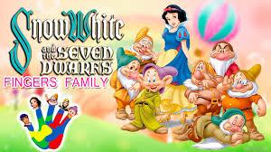 snow white dwarfs finger family nursery rhymes ozu