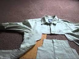 how to make an adorable dress from a men u0027s dress shirt beginner