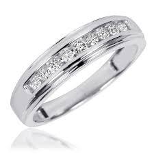 rings princess cut art deco engagement rings white gold wedding