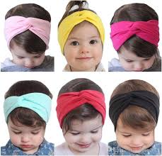 knotted headband 2015 free shipping top knot baby wraps knotted headband
