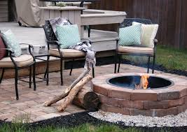 cool fire pit designs and plans home fireplaces firepits cool