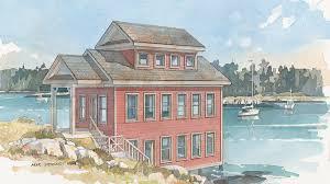 Boathouse Floor Plans Top 25 House Plans Coastal Living