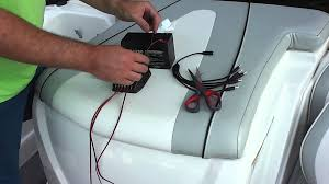 installing led lights on boat diy boat solar power solution for led lighting youtube