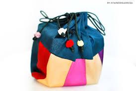 new year money bags pagsasalarawan bok jumoni traditional korean purse of happiness