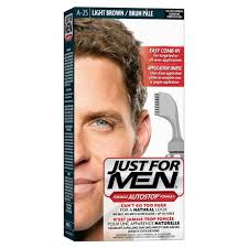 just for men light brown just for men autostop light brown a 25 walmart canada