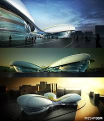 taipei opera house competition taiwan 3d architectural