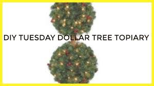 Lighted Topiary Trees Easy Diy Dollar Tree Topiary Under 25 Minutes 10 25 2016 Diy
