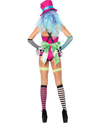 Womens Mad Hatter Halloween Costume Misfit Mad Hatter Women U0027s Halloween Costume La 85228