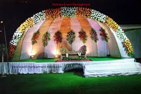 wedding stage decoration thrissur wedding planner in kerala stage