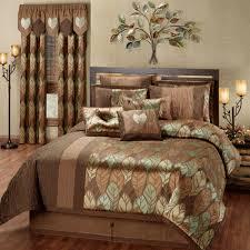 urban leaves comforter bedding
