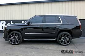 cadillac escalade custom cadillac escalade with 26in dub 8 ball wheels exclusively from