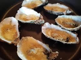 recettes de cuisine fr huîtres au four annso cuisine cie