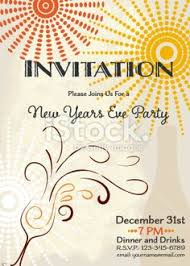 new years or birthday party invitation stock image retro style bowling birthday party invitation template royalty