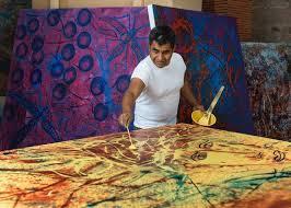Zapotec Rug Paintings Pantaleon Ruiz Studio Review Of Arriero Zapotec Rugs Teotitlan