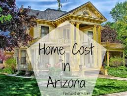 avg cost to build a home what is the average cost to build a home in arizona 2014 pint size