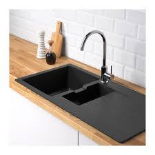 hällviken 1 1 2 bowl insert sink with drainer ikea kitchen