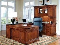 Black Writing Desk With Hutch Black Desk With Hutch Desk With Hutch Set In Estate Black Color