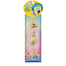 spongebob squarepants forever collectibles nickelodeon spongebob squarepants logo loomz