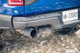 Ford Raptor Exhaust - review 2017 ford f 150 raptor supercrew canadian auto review
