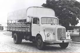 l 312 o caminhão que deu início à saga da mercedes benz no brasil