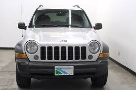 2006 jeep liberty sport green eyed motors