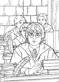 harry potter coloring pages 28447 bestofcoloring com