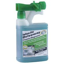 Patio Degreaser Latex Ite 1 Qt Powerwash Driveway Cleaner And Degreaser 82757