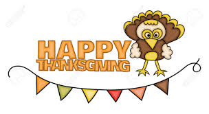 happy thanksgiving signs happy thanksgiving day banner sign with a turkey