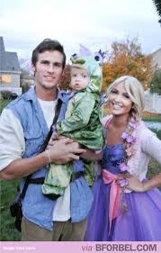 Rapunzel Halloween Costumes Rapunzel Flynn Rider Pascal Awesome Family Halloween Costume