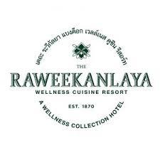 logo chef de cuisine chef de partie food โรงแรม the raweekanlaya