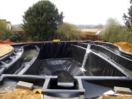 specialist pond liners