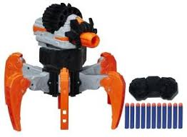 nerf remote control tank nerf combat creatures terradrone review rating pcmag com