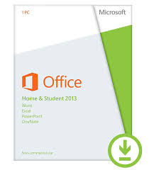 amazon com microsoft office home and student 2013 1pc 1user