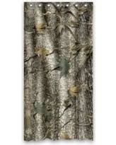 Camo Shower Curtain Exclusive Deals On Tree Shower Curtains