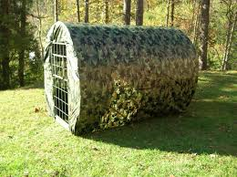 How To Build Hunting Blind Diy Ground Hunting Blinds Diy Do It Your Self