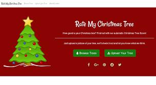 my christmas rate my christmas tree trotman