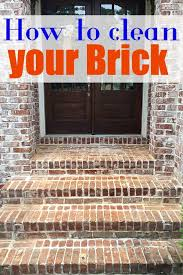 How To Clean Wood How To Clean Wood Or Brick Refresh Restyle