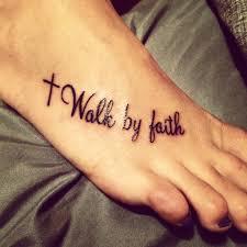 nail faith faith cross ideas