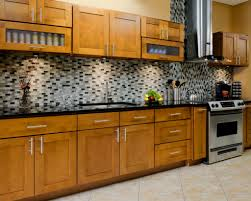 maple shaker style kitchen cabinets modern cabinets