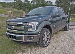 2015 ford f 150 king ranch 4x4 supercrew review the fast lane