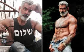 Old Man Tattoo Meme - can you make it through this sexy older men post without needing
