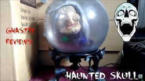 rare gemmy halloween animated mini witch spirit ball asda 2009