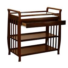 Brown Changing Table Athena Baby Changing Table Espresso Baby