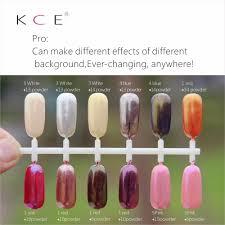aliexpress com buy nail art professional metal nail polish color