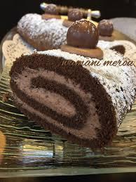 recette de cuisine gateau gâteau roulé à la mousse au chocolat amour de cuisine