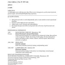 journeyman electrician resume exles electrician resume sles journeyman residential exles for ele