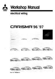 mitsubishi service repair manuals pdf free downloads